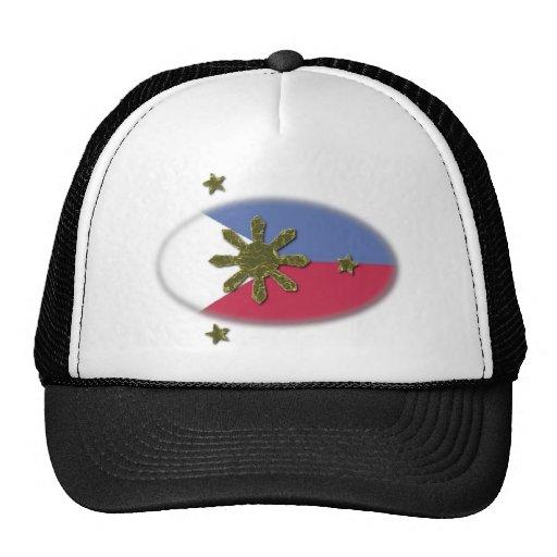 Filipino and Proud Trucker Hat