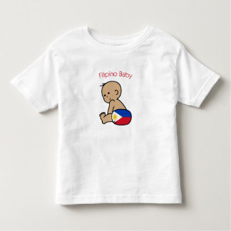 Filipino Baby Toddler T-shirt