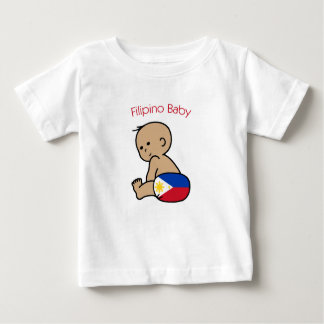 Filipino Baby Tee Shirt