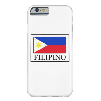 Filipino Barely There iPhone 6 Case