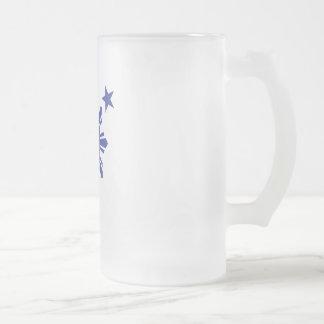 Filipino Basic Sun and Stars - Blue Mugs