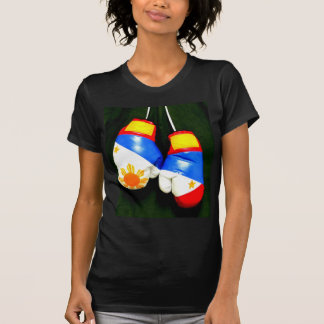 FILIPINO BOXER BOXING PRIDE OF THE PHILIPPINES T SHIRT