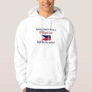 Filipino Builds Character Hoodie