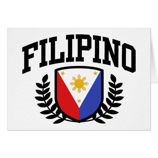 Filipino Card
