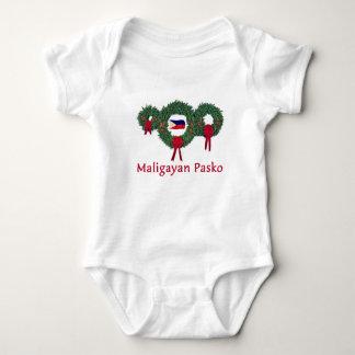 Filipino Christmas 2 Tshirts