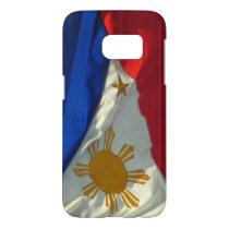 filipino flag samsung galaxy s7 case