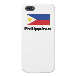Filipino Flag Cover For iPhone SE/5/5s