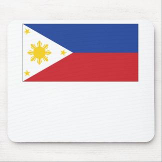 Filipino Flag Mouse Pad