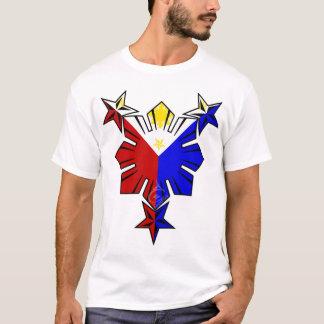 Filipino Flag Sun and Stars Shirt