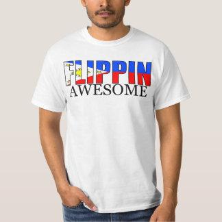 (Filipino)Flippin Awesome T-Shirt