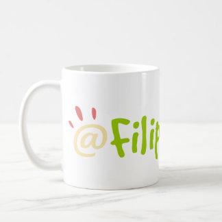 Filipino Food Coffee Mug