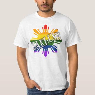 "Filipino gay de ""Baklush"" Camisas"