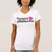 Filipino T-Shirts for Women