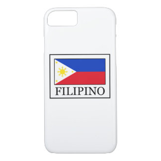 Filipino iPhone 7 Case