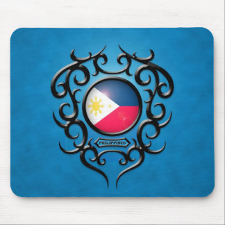 Filipino Iron Tribal Mouse Pad