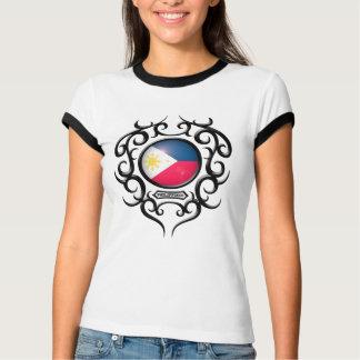 Filipino Iron Tribal T Shirt