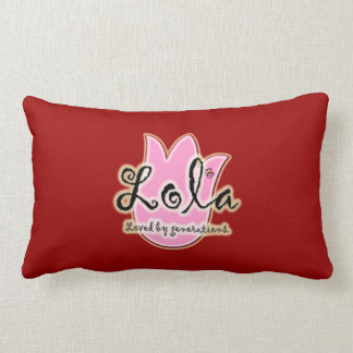 Filipino Lola Gifts - Loved By Generations Throw Pillows
