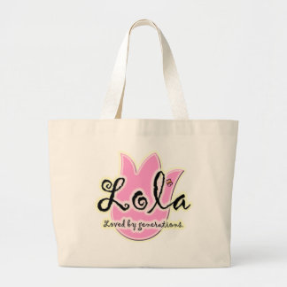 Filipino Lola Mother's Day Gift Canvas Bag