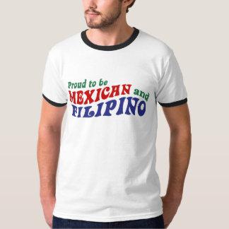 Filipino mexicano camisas