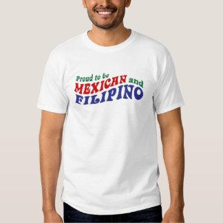 Filipino mexicano poleras