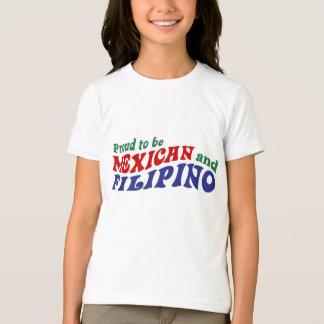 Filipino mexicano remeras