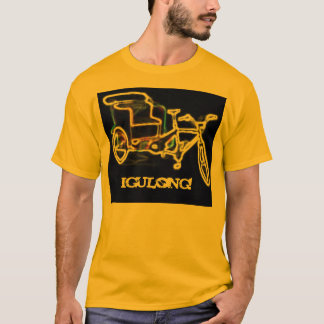 "Filipino Pedicab ""Roll Out!"" Tee"
