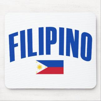 Filipino Philippine Flag Mouse Pad