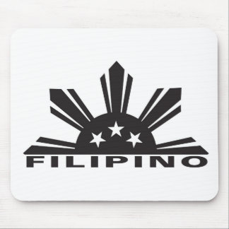 Filipino Pinoy Pride Mouse Pad