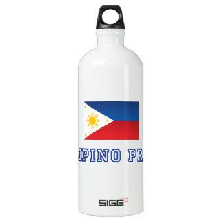 Filipino Pride 2 Aluminum Water Bottle