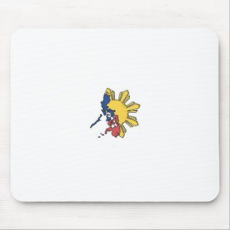 Filipino Pride Design Mouse Pad