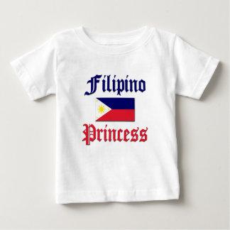 Filipino Princess Baby T-Shirt