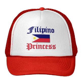 Filipino Princess Trucker Hat