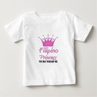 Filipino Princess Tshirt
