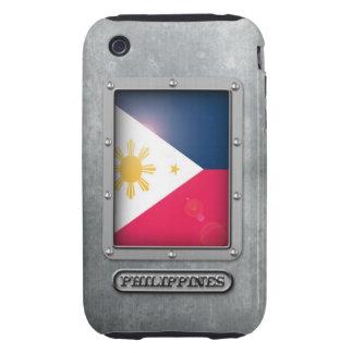 Filipino Steel Tough iPhone 3 Cases
