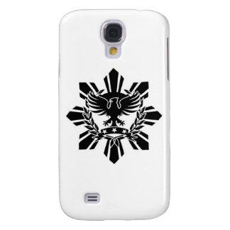 Filipino sun and eagle crest samsung galaxy s4 covers