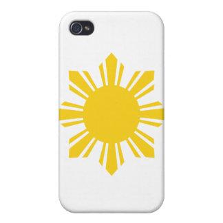 Filipino Sun | Philippines Sun iPhone 4/4S Case