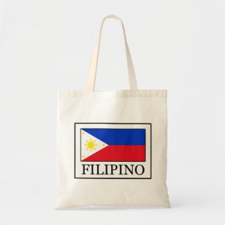 Filipino Tote Bag