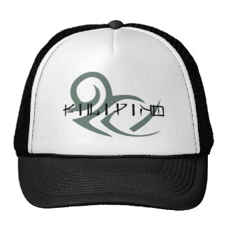 Filipino Tribal Trucker Hat