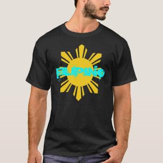 Filipino with Sun T-Shirt
