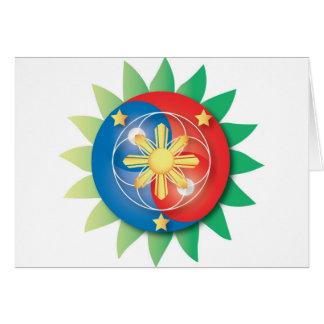 Filipino YinYang Card