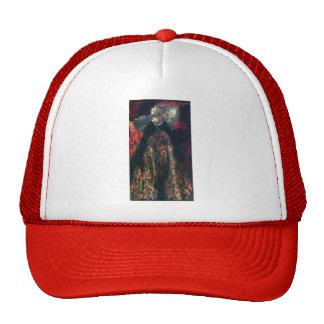 Filipp Malyavin- A girl Hat