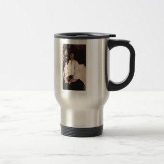 Filipp Malyavin- Portrait of Daria Tatarintseva Mugs