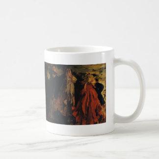 Filipp Malyavin- Three women Coffee Mugs
