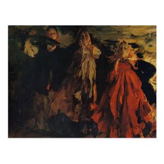 Filipp Malyavin- Three women Post Cards
