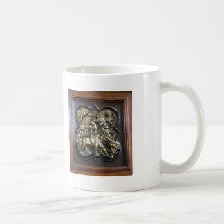 Filippo Brunelleschi- The Sacrifice of Isaac Classic White Coffee Mug