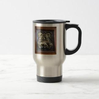 Filippo Brunelleschi- The Sacrifice of Isaac 15 Oz Stainless Steel Travel Mug