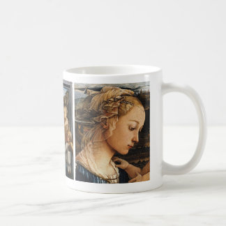 Filippo Lippi and Madonna with the Child and Coffee Mug