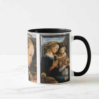 Filippo Lippi and Madonna with the Child and Mug