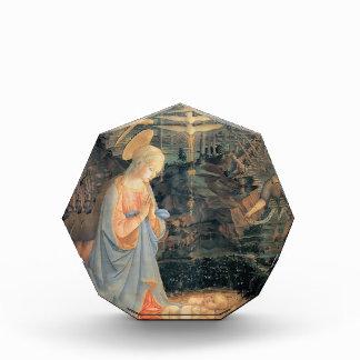 Filippo Lippi- The Adoration of the Infant Jesus Award