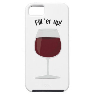 Fill 'Er Up! iPhone 5/5S Cases